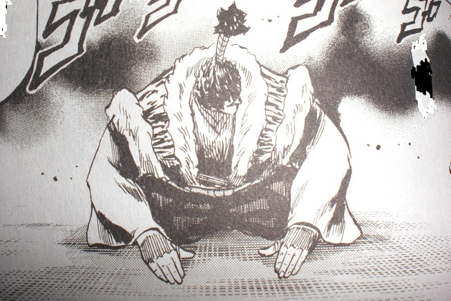 前田慶次 秀吉謁見